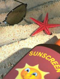 Sunburn Skin Protection Skin Cancer Sun